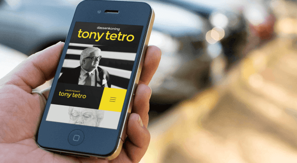Tony Tetro Dassenkoning van Nederland