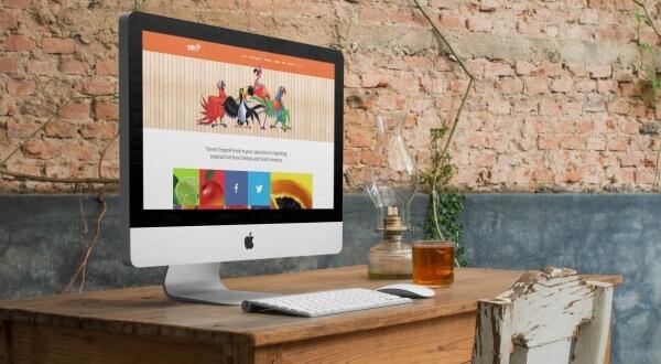torres tropical coporate website