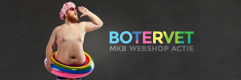 Botervet MKB webshop actie